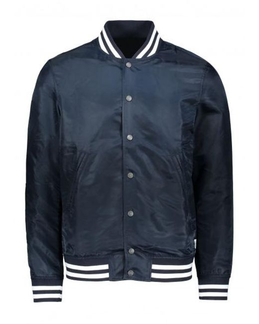 Reigning Champ - Blue Embroidered Stadium Jacket for Men - Lyst
