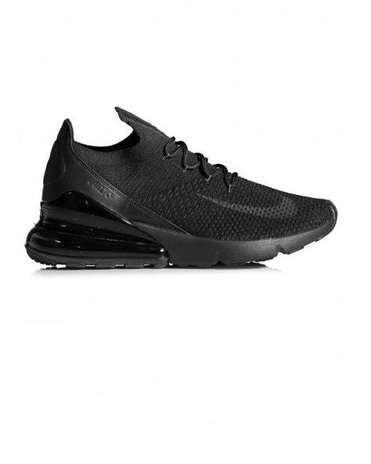 6eca7211765a Nike - Black Air Max 270 Flyknit for Men - Lyst ...