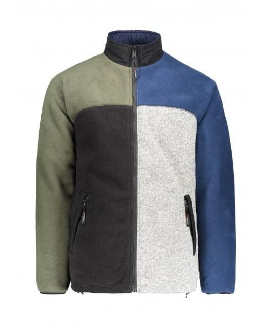 Sale Manastash Polartec Trainer Full Zip Fleece Oxford Clothes, Shoes & Accessories