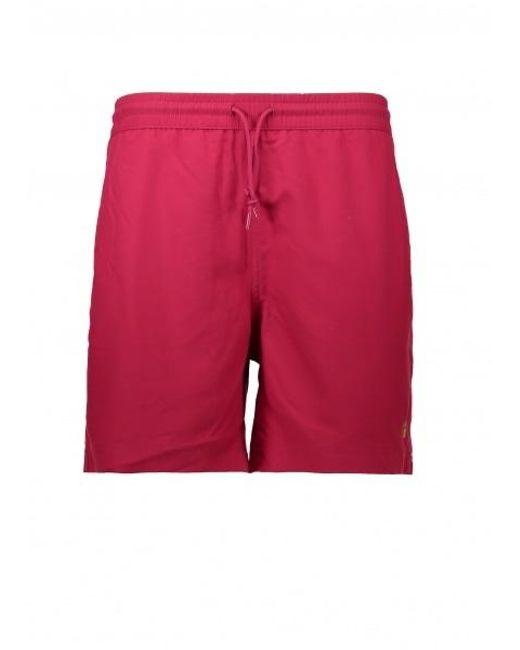 164b7c8c4140c Carhartt - Red Chase Swim Trunks for Men - Lyst ...