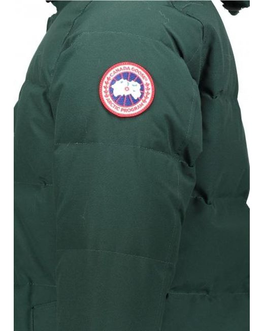 e63af3b4322 Canada Goose Carson Parka in Green for Men - Save 1% - Lyst