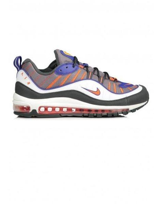 100% authentic da19b 4ae63 Nike - Multicolor Air Max 98 for Men - Lyst ...