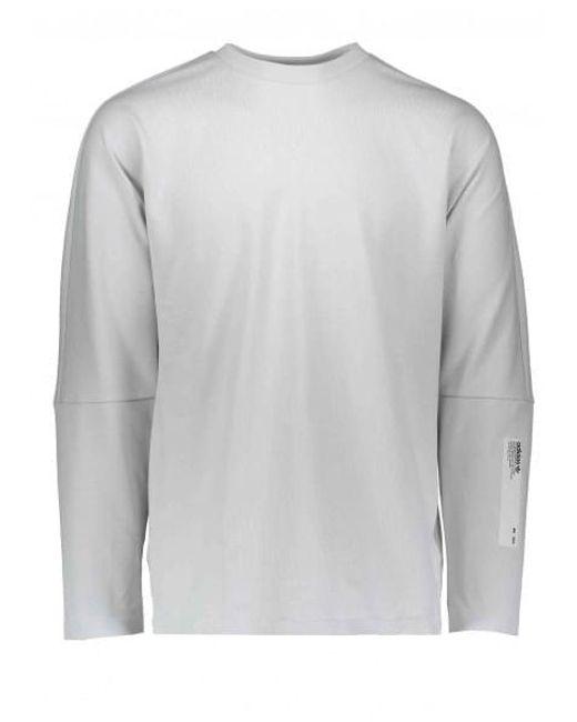 99352d4a Adidas Originals - Gray Nmd Ls Tee for Men - Lyst ...