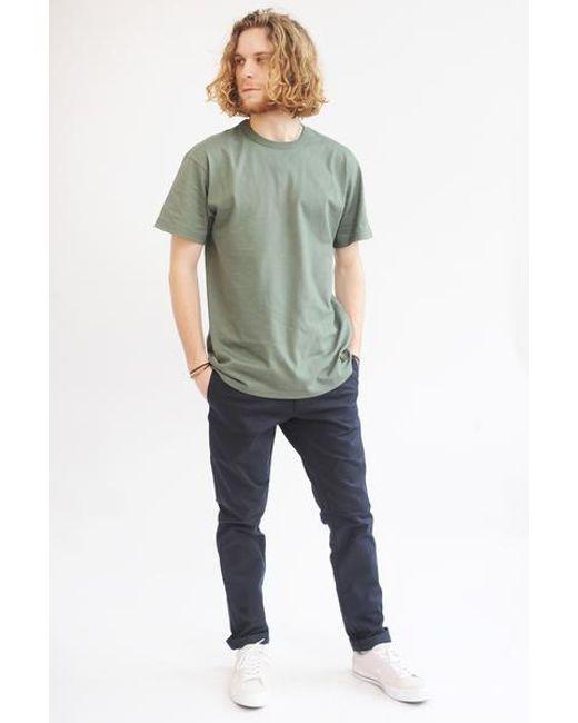ecd6757fa Carhartt - Green Short Sleeve Military T Shirt In Adventure for Men - Lyst  ...