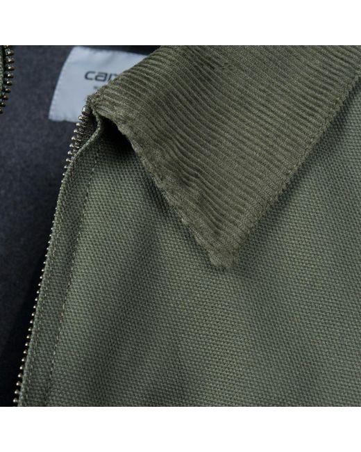 Carhartt Green Cypress Rigid Detroit Jacket for men