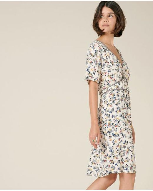 49ecc083 Sessun - Multicolor Jimama Floral Dress for Men - Lyst ...