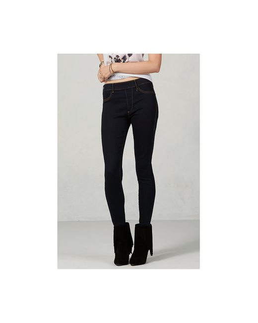 True Religion | Blue The Runway Womens Legging | Lyst