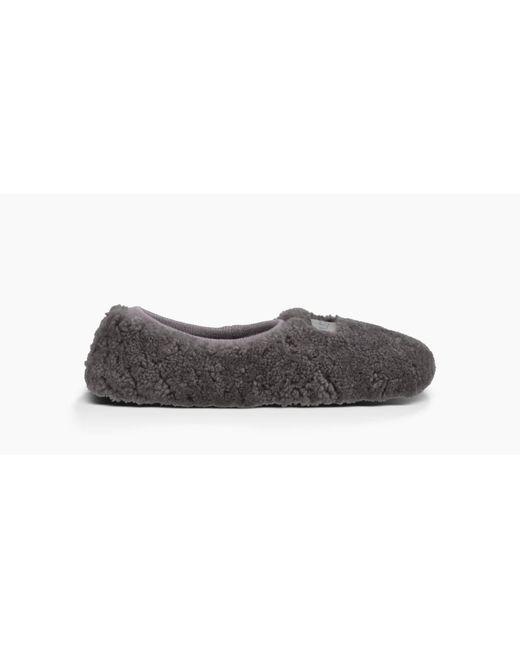 Ugg - Gray Women's Birche Slip-on - Lyst