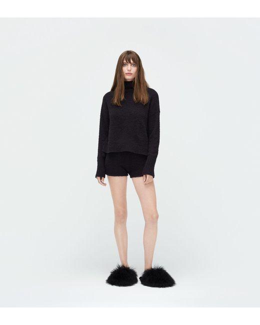 Ugg - Black Women's Sage Sweater - Lyst