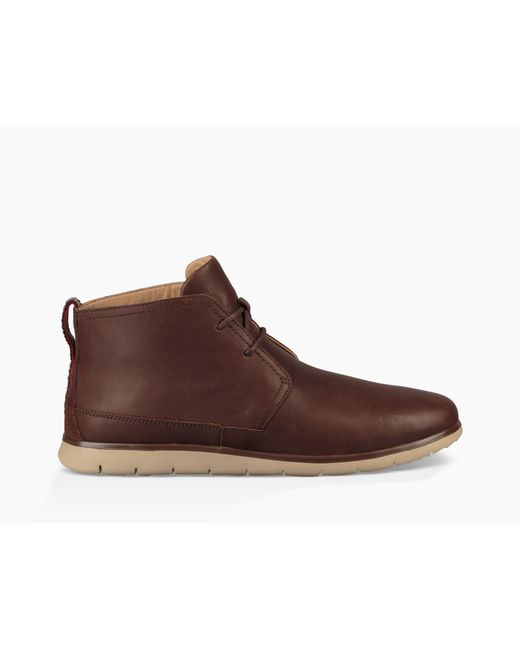 Ugg - Brown Men's Freamon Wp for Men - Lyst