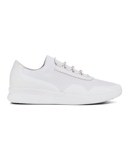 a92b066674a67 Under Armour - White Men s Uas Runaway 2.0 - Leather Shoes for Men - Lyst