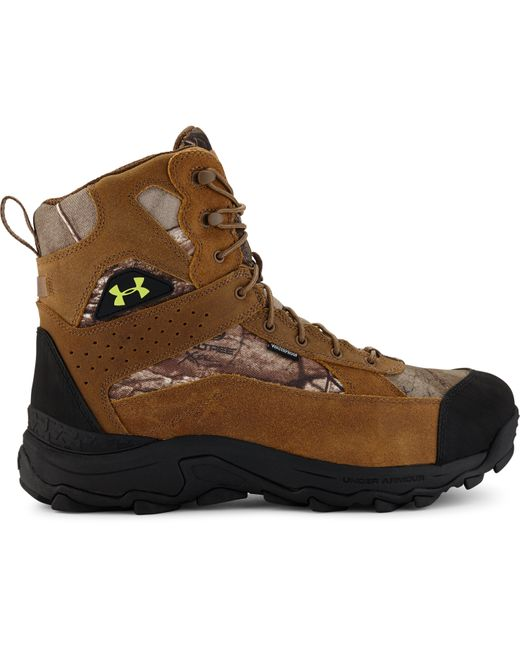 Under Armour | Black Men's Ua Speed Freek Bozeman 600 Boots | Lyst