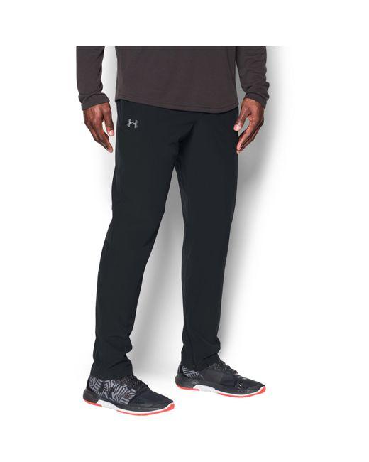 Under Armour | Black Men's Ua Storm Vortex Pants for Men | Lyst