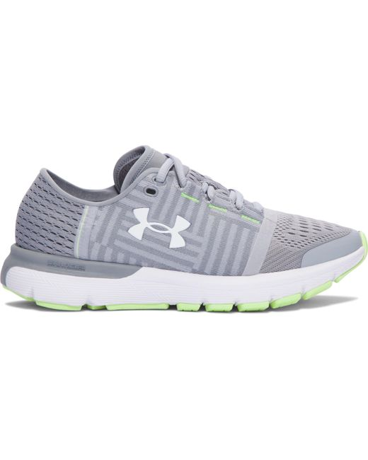 Under Armour - Gray Women's Ua Speedform® Gemini 3 Running Shoes - Lyst