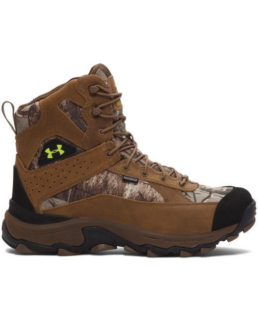 Under Armour - Brown Men's Ua Speed Freek Bozeman Hunting Boots – Wide (4e) for Men - Lyst