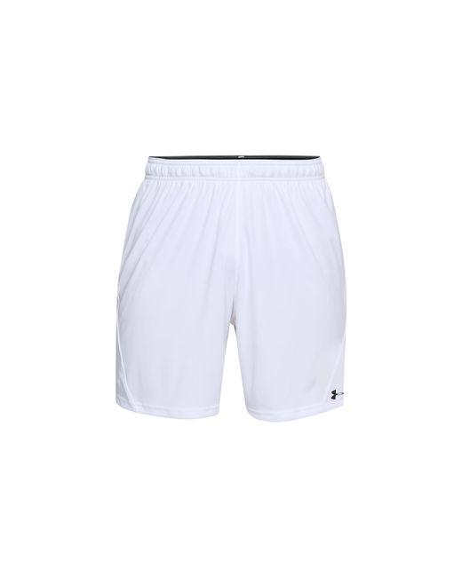 c9143fd80 ... Lyst Under Armour - White Men's Ua Challenger Knit Shorts for Men ...