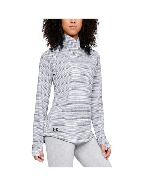 Under Armour - Black Women's Ua Zinger Pullover - Lyst