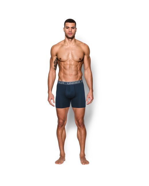 Under Armour - Multicolor Men's Ua Original Series Twist Boxerjock® for Men - Lyst