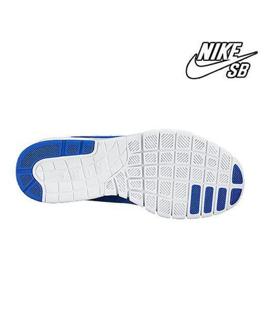 8431905096 ... Nike | Blue Janoski Max Game Royal/ Punch 631303-461 for Men | Lyst ...