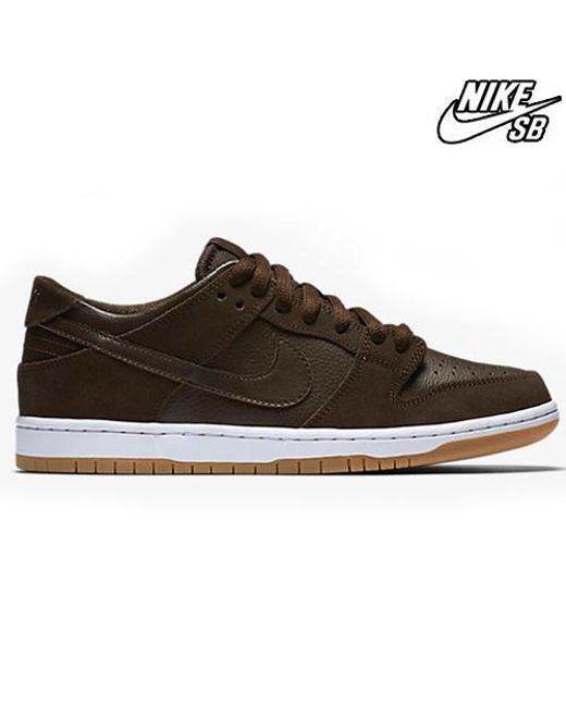 5c5239d4175bde Nike Dunk Low Iw in Brown for Men