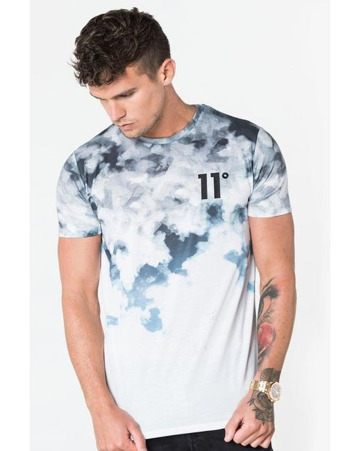 11 Degrees | Blue Sub T-shirt for Men | Lyst