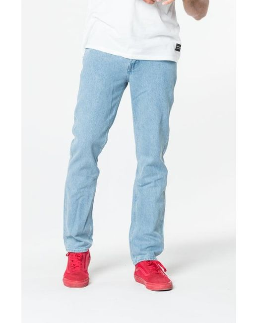 Levi's | Blue Line 8 Slim Straight Jeans for Men | Lyst