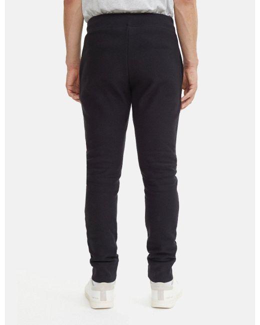 Champion - Black Rib Cuff Pant for Men - Lyst