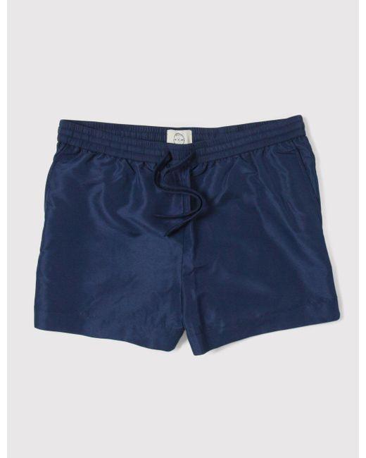 Suit DK - Blue Suit Lord Swim Shorts for Men - Lyst