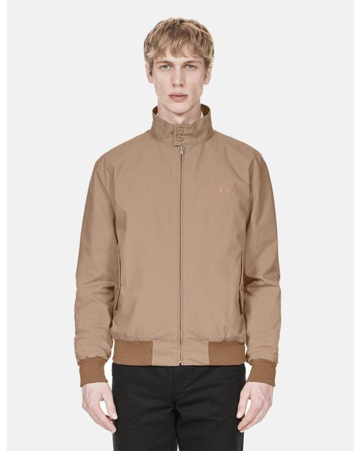 Fred Perry - Multicolor Re-issues Harrington Jacket (made In Uk) for Men - Lyst