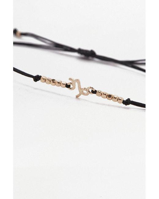 Urban Outfitters   Multicolor Beaded Zodiac Bracelet   Lyst