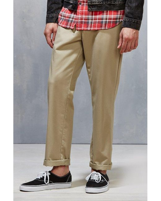 Dickies | Natural Relaxed Tapered Leg Pant for Men | Lyst