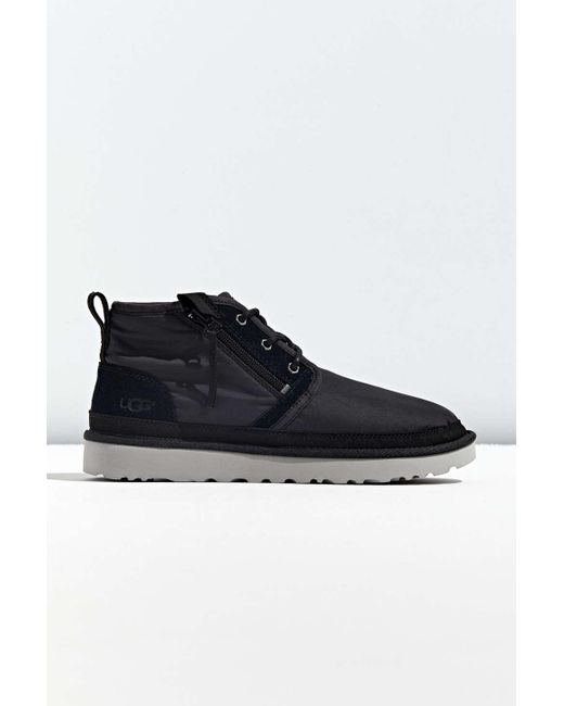 d5eb80651 Ugg - Black Neumel Zip Mlt Boot for Men - Lyst ...
