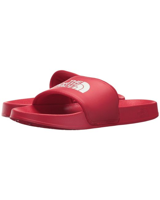 68f274cc1342 Lyst - The North Face Base Camp Slide Ii in Red for Men - Save 32%