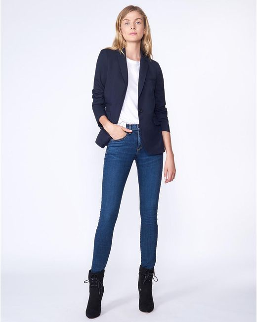 Veronica Beard - Blue Classic Dickey Jacket - Lyst