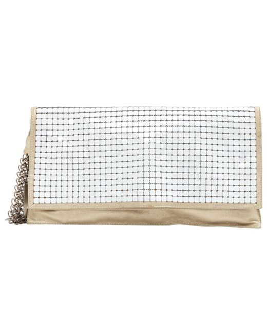 Jean Paul Gaultier - White Clutch Bag - Lyst