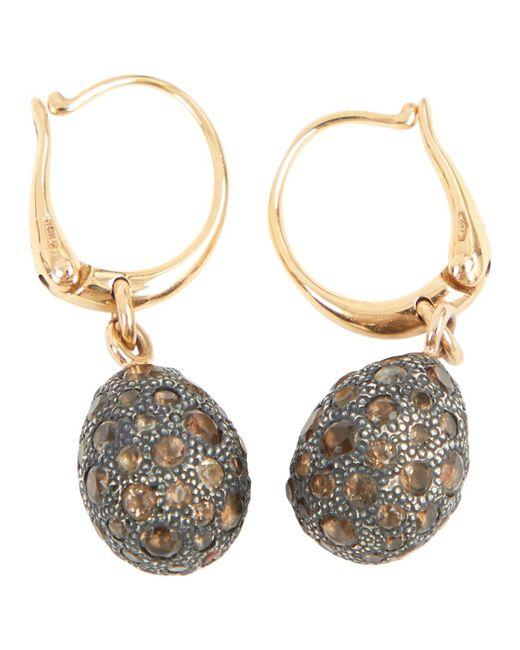 Pomellato - Metallic Tabou Earrings - Lyst