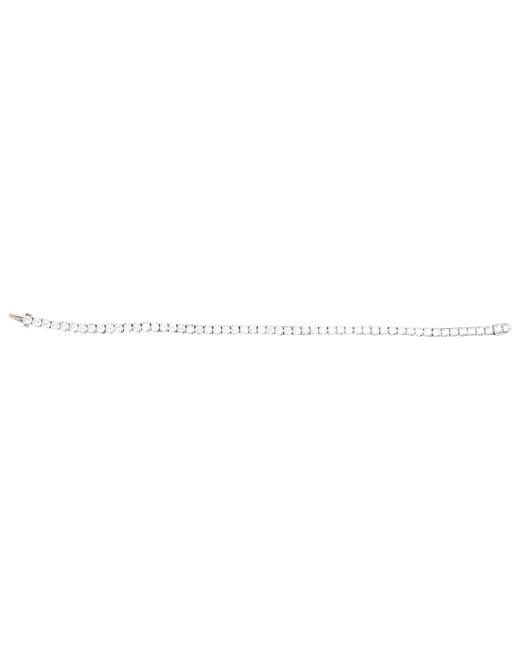 BVLGARI - Metallic Silver White Gold Bracelets - Lyst