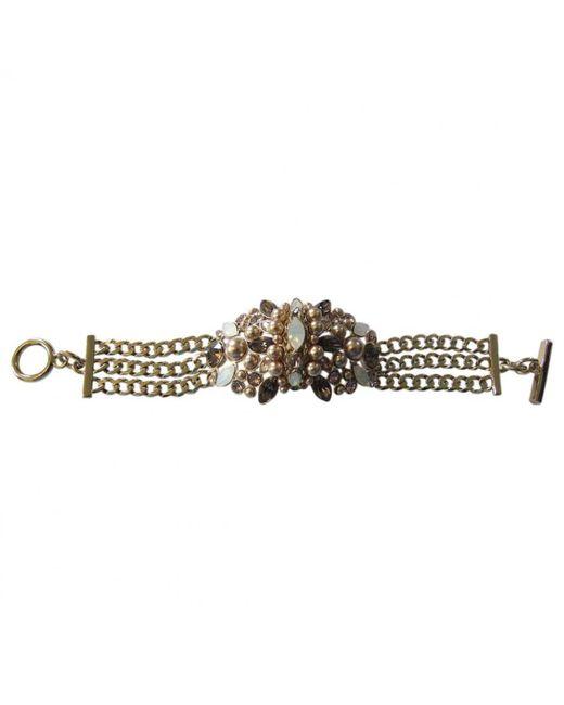Givenchy - Multicolor Metal Bracelet - Lyst