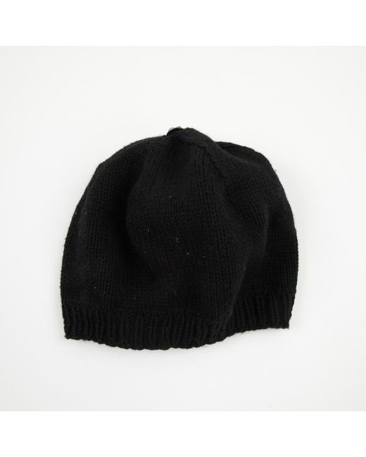 529aaa7a2fa Lyst - Chrome Hearts Wool Hat in Black for Men