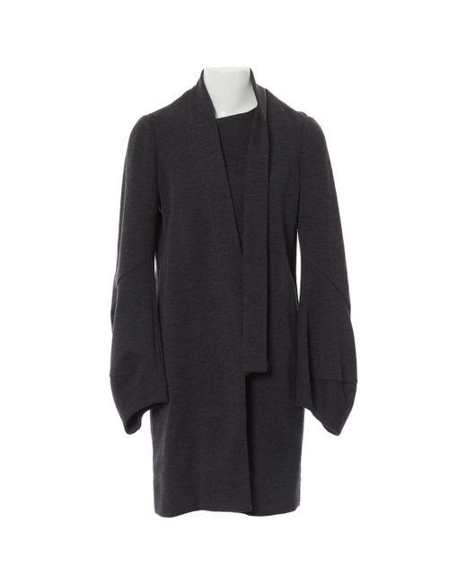 Marni - Gray Wool Jacket - Lyst