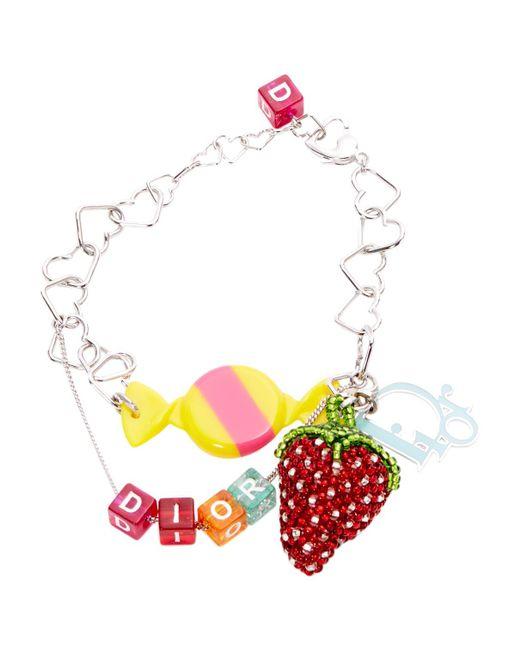 Dior | Multicolor Pre-owned Multicolour Metal Bracelet | Lyst