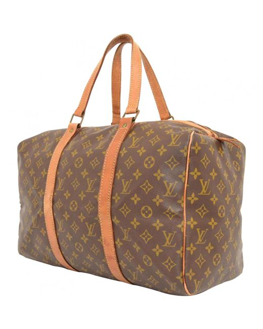 Louis Vuitton Pre-owned - Cloth tote pcKwm6FVw