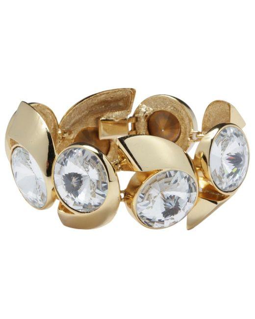 Lanvin - Metallic Gold Metal - Lyst