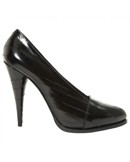 Givenchy | Black Pre-owned Eal Heels | Lyst