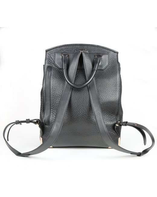 1411627fde44 alexander-wang-Black-Pre-owned-Leather-Backpack.jpeg