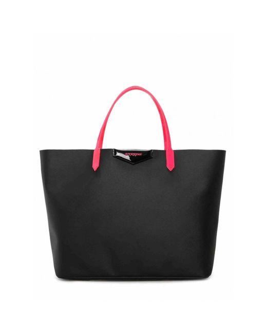 Givenchy   Black Pre-owned Antigona Tote   Lyst