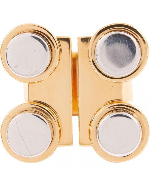 Chloé - Metallic Ring - Lyst