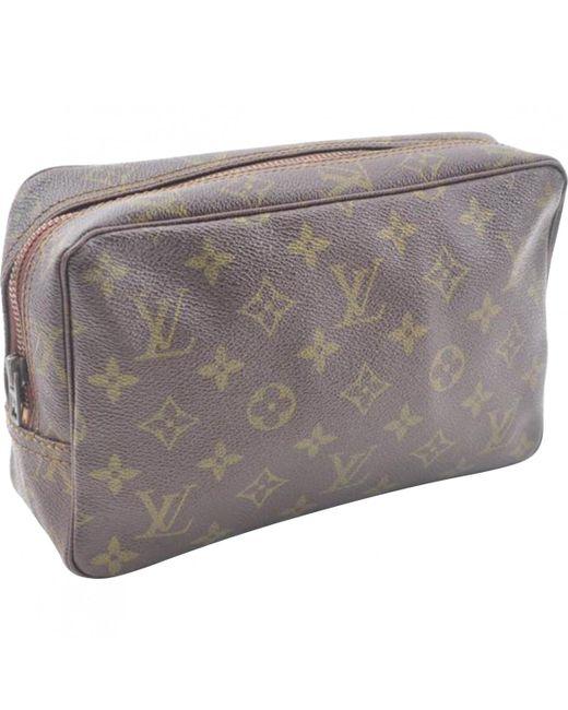 Pre-owned - Cloth clutch bag Louis Vuitton KoGy9rzNuJ