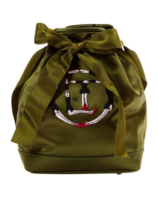 Olympia Le-Tan Pre-owned - Cloth handbag WN3Ib1ARp