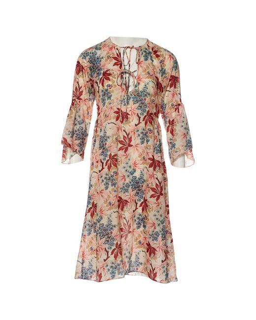 Marni - Multicolor Pre-owned Multicolour Cotton Dresses - Lyst